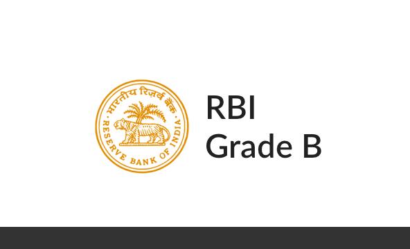 RBI Recruitment 2021 - Grade B